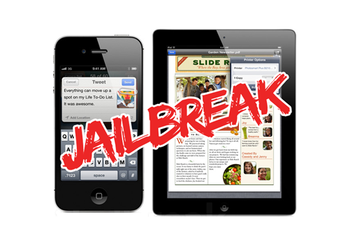 iPhone 4S Jailbreak and iPad 2 Jailbreak