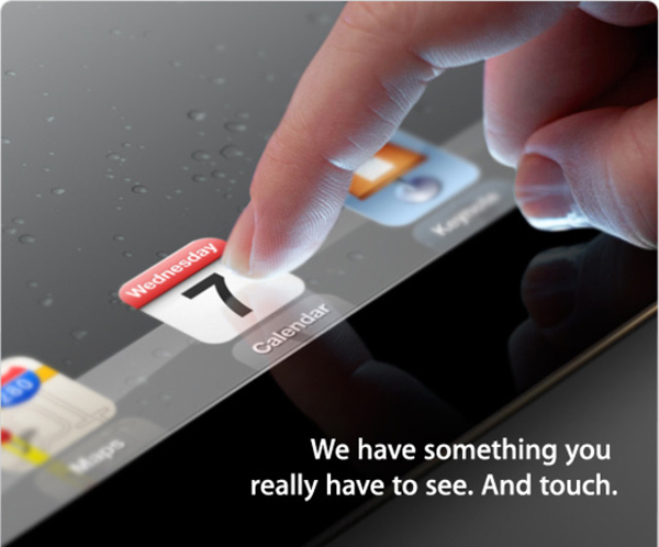 Watch Apple iPad 3 Launch Event Live Streaming Online