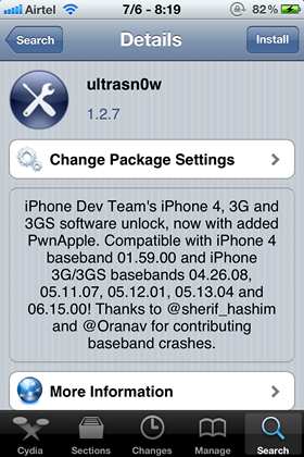 How to Unlock iPhone 4 iOS 5 1 1 & iPhone 3GS iOS 5 1 1 with