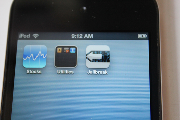 Jailbreak App iPod Touch