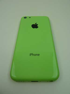 iPhone 5C Green Shell 1 - Copy