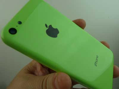 iPhone 5C Green Shell 4 - Copy